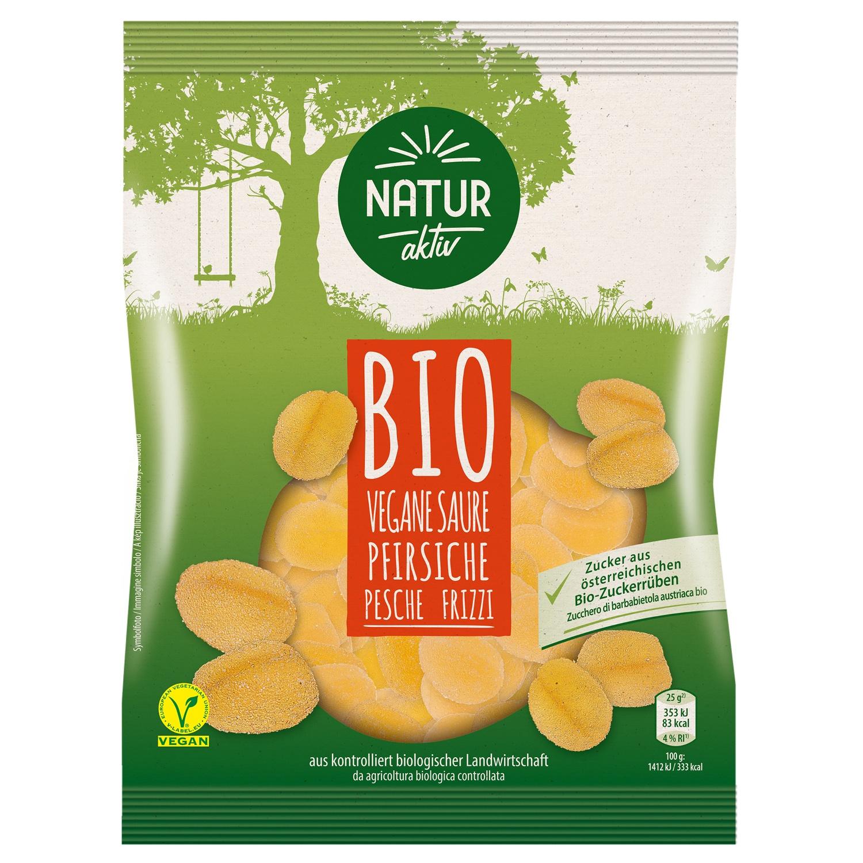 Natur Aktiv Bio-Veganes Fruchtgummi 200 g