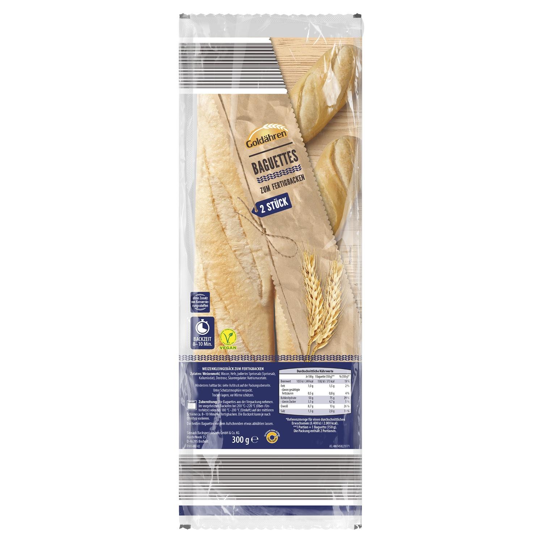 Goldähren Baguettes 300 g