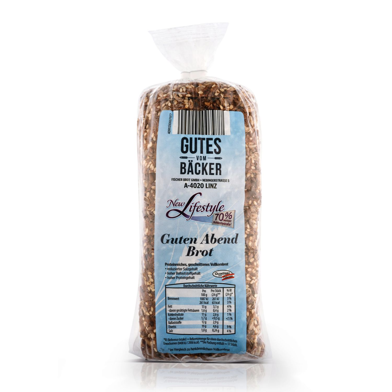NEW LIFESTYLE Guten Abend Brot