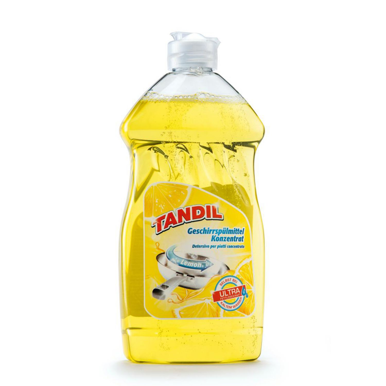 TANDIL Geschirrspülmittel Konzentrat/Balsam, Zitrone