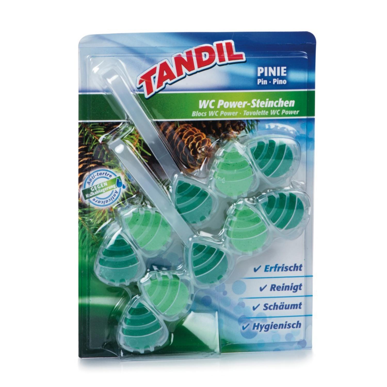 TANDIL WC-Power-Steinchen, Pinie