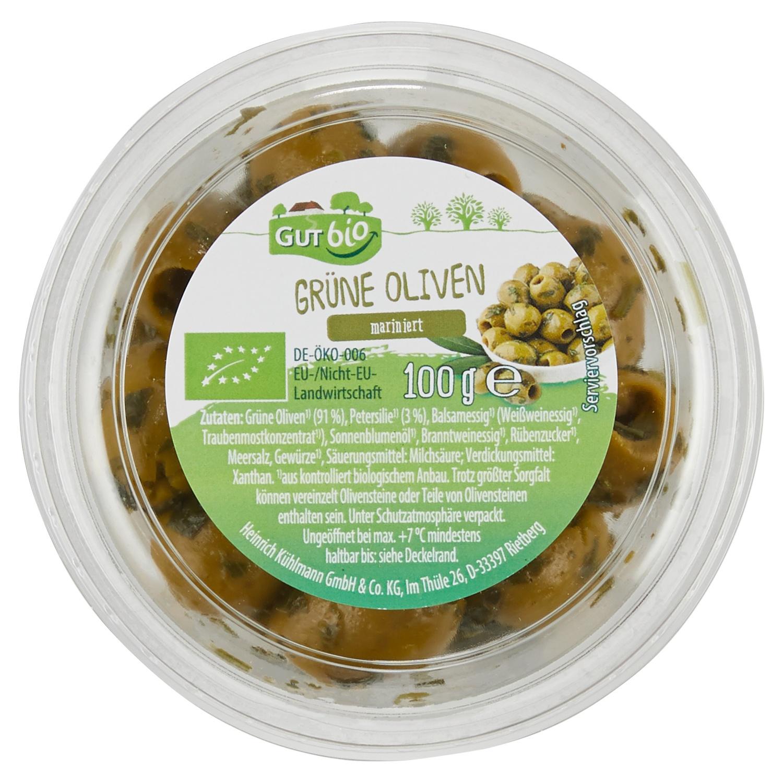 GUT bio Oliven 100 g