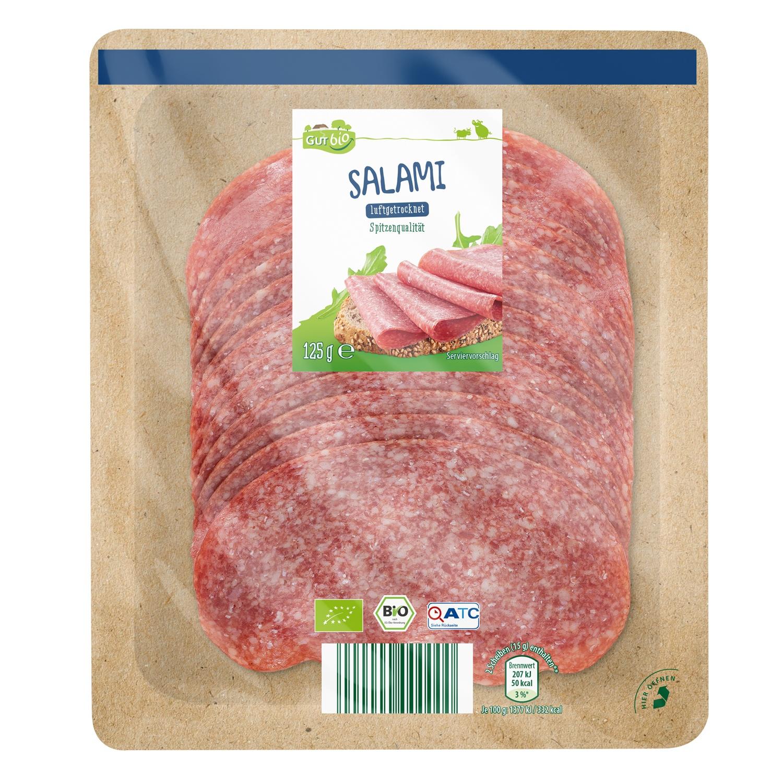 GUT bio Bio-Salami 125 g