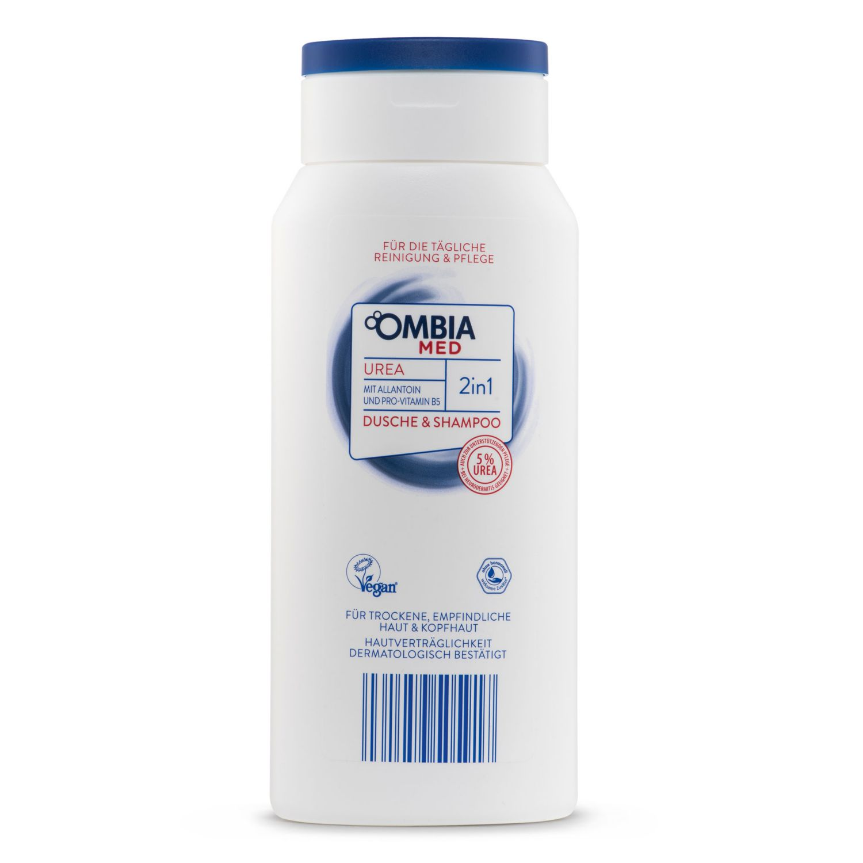 OMBIA Urea Dusche & Shampoo 2 in 1