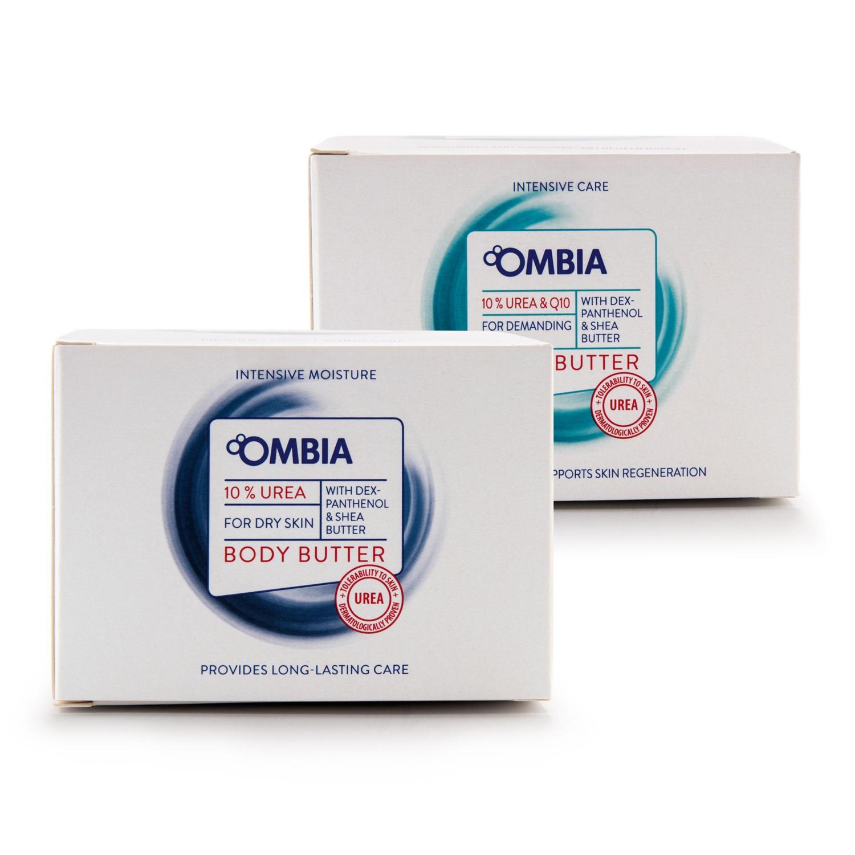 OMBIA Urea Körperbutter