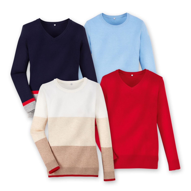 BLUE MOTION Damen-Pullover