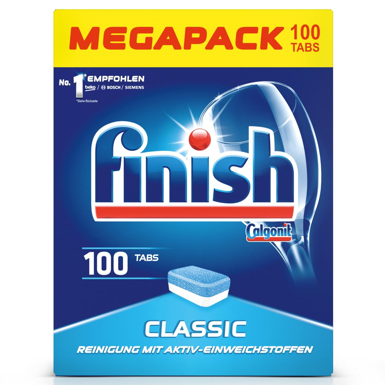 FINISH Classic 100 Tabs