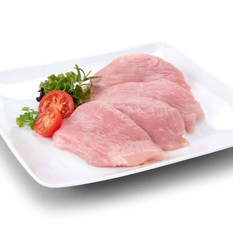 FairHOF Putenfleisch-Variation, Schnitzel
