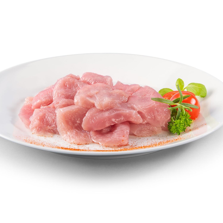 FairHOF Putenfleisch-Variation, Geschnetzeltes