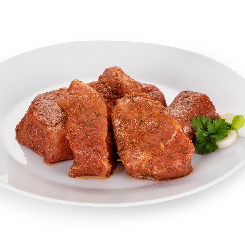 BBQ Schweinemedaillons
