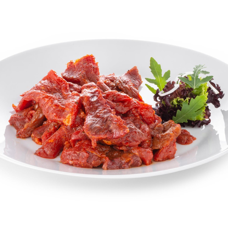 Salat-/Wok-Streifen eg., Rind