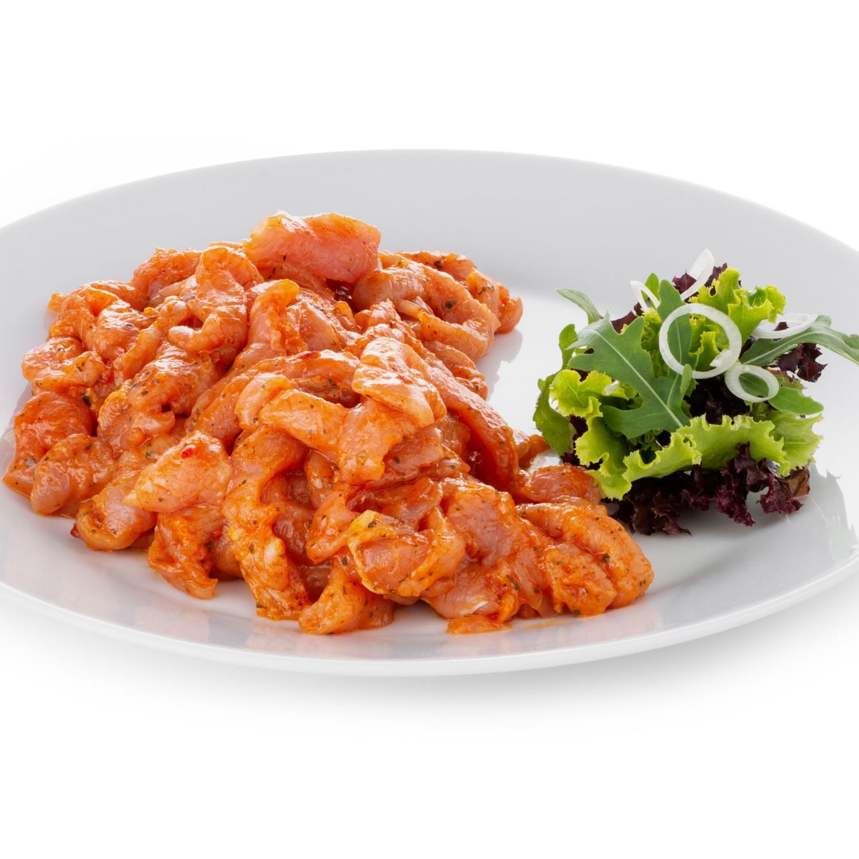 Salat-/Wok-Streifen eg., Huhn