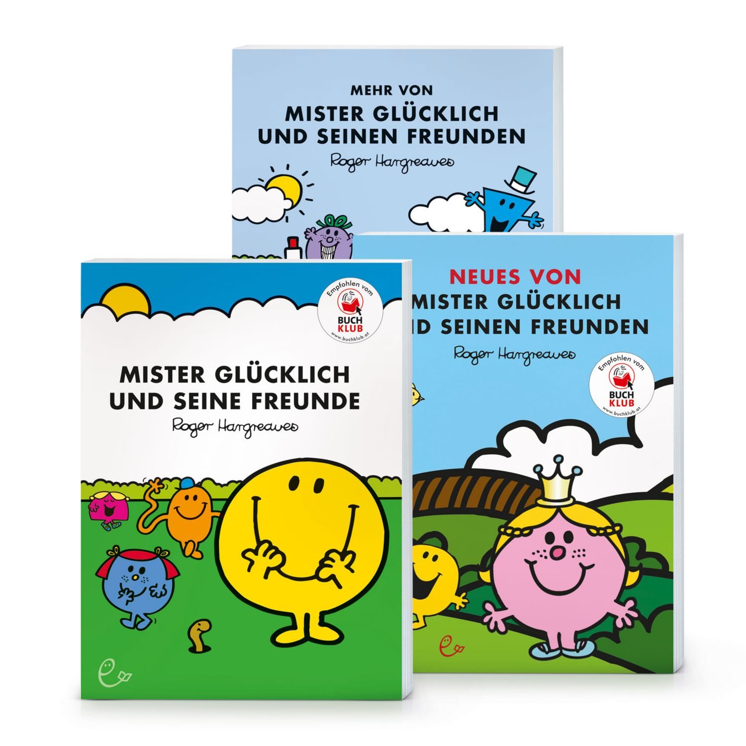 Mr. Men/Little Miss Sammelband