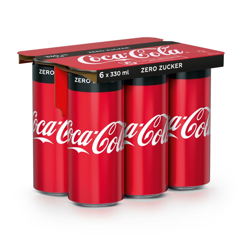 Coca-Cola, Zero