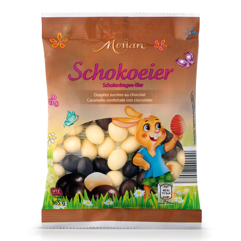 MONARC Schoko-Eier