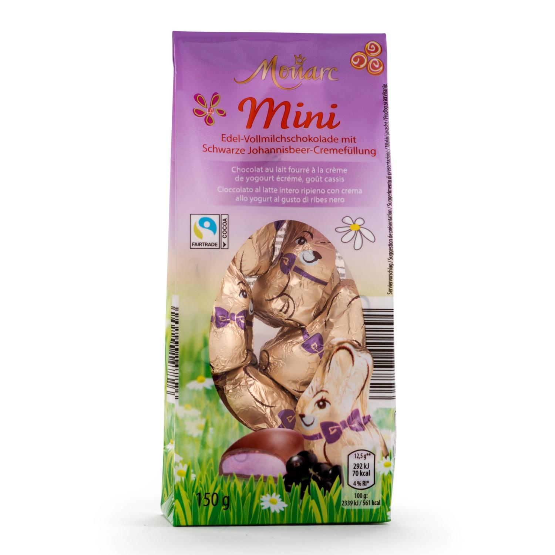 MONARC Mini-Osterhäschen, Ribiselcreme