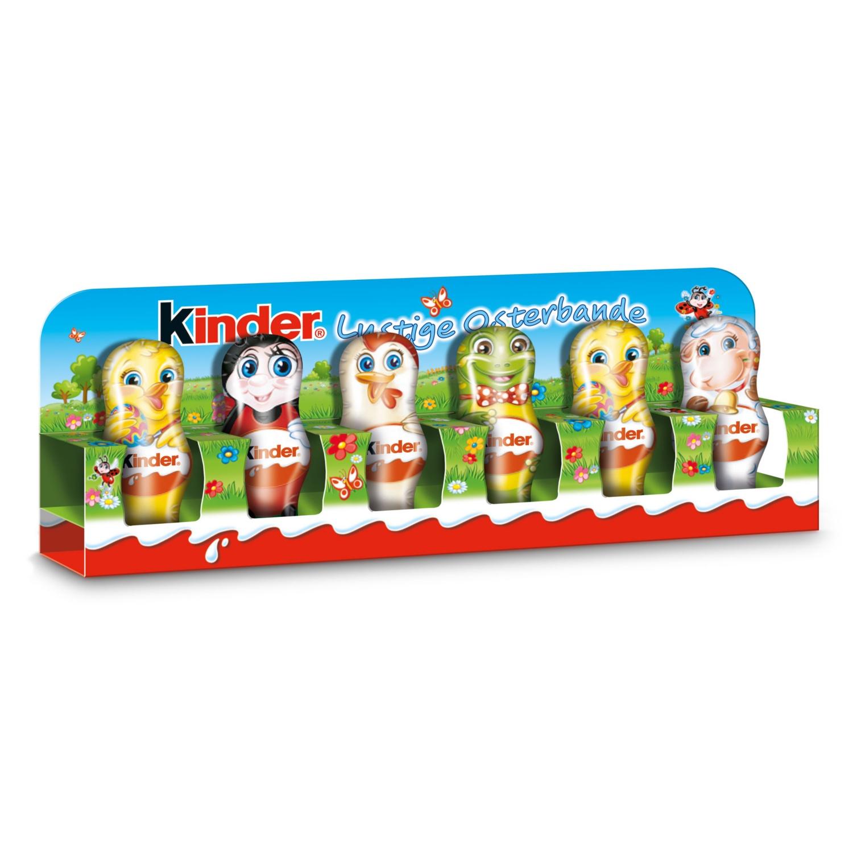 KINDER Osterfiguren