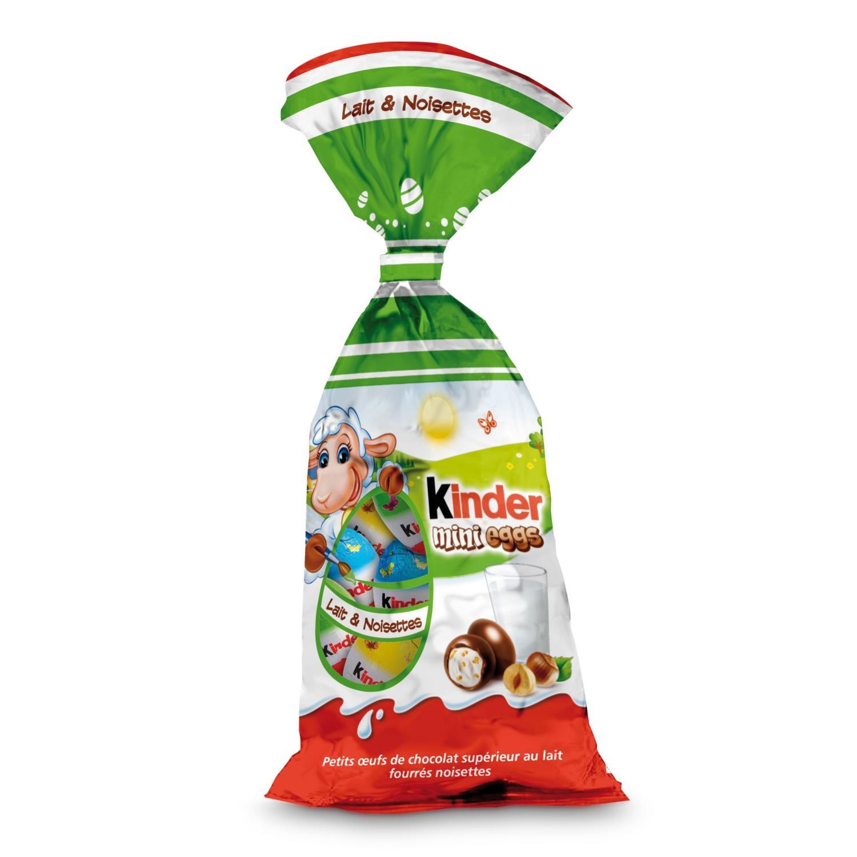 KINDER Mini Eggs Haselnuss