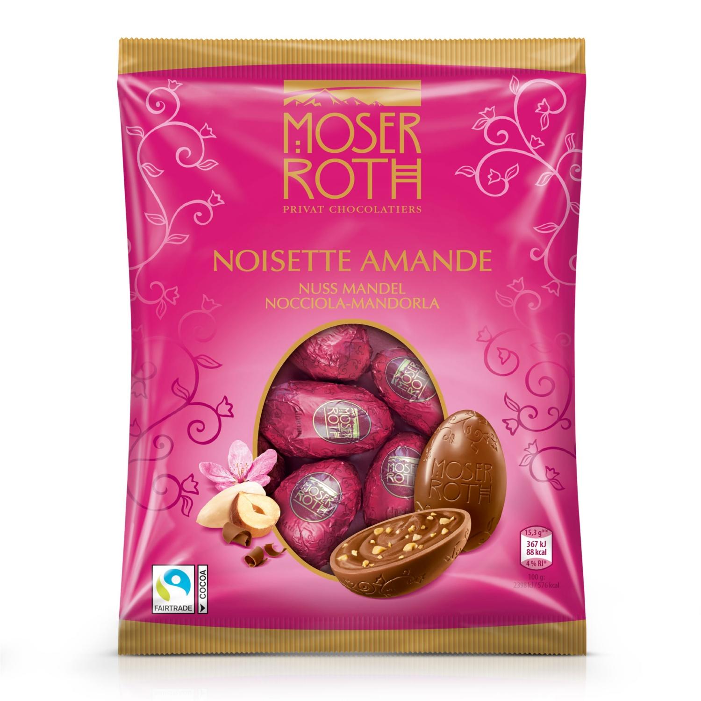 MOSER ROTH Ostereier, Mandel-Nuss