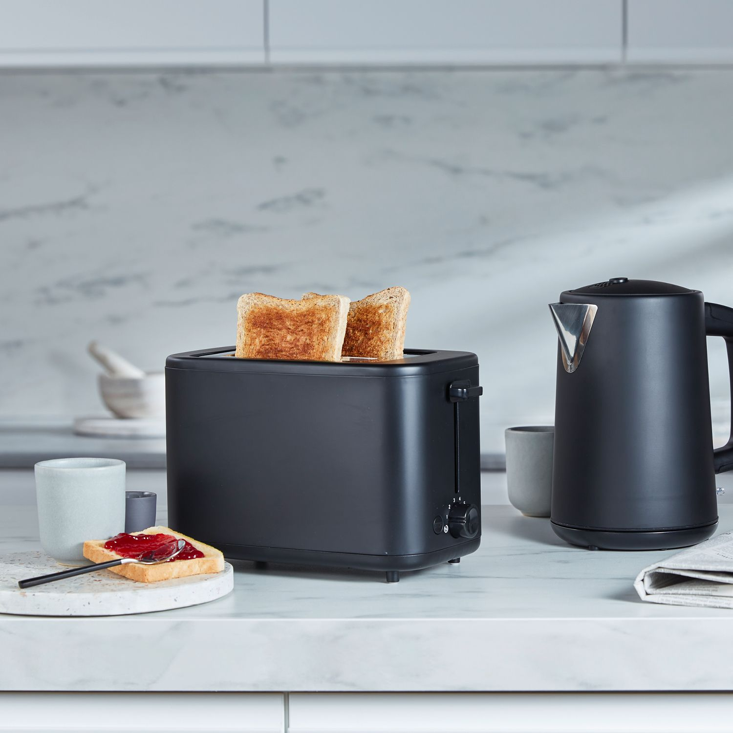 AMBIANO Toaster Urban Industrial*