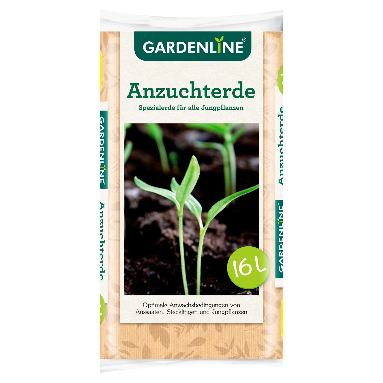 GARDENLINE® Anzuchterde 16 l*