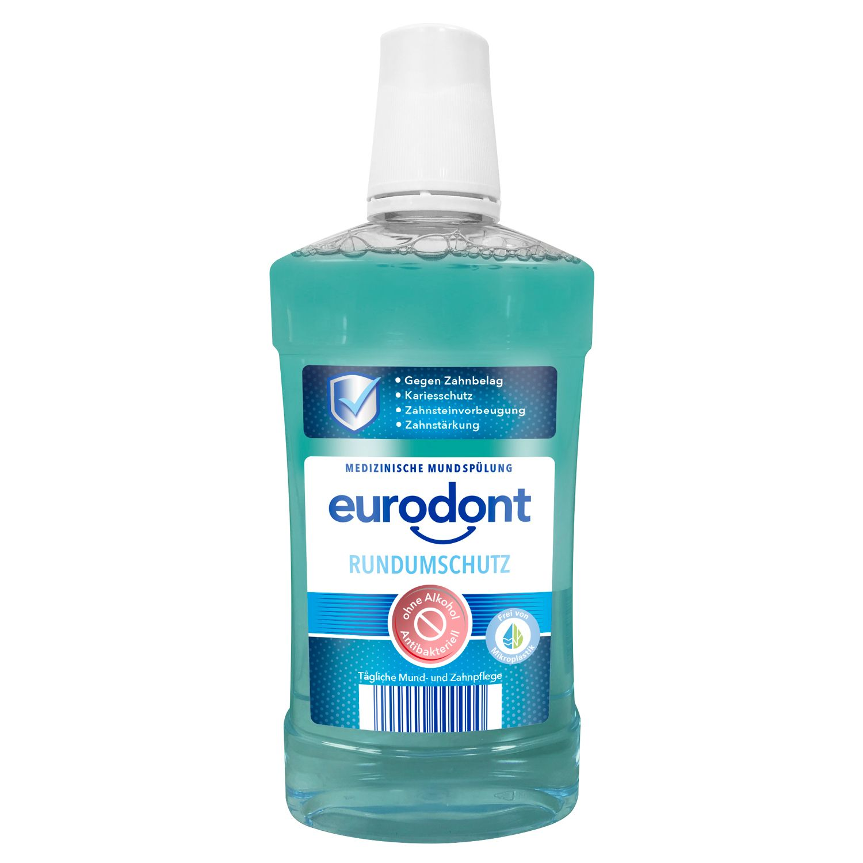 eurodont Mundspülung 500 ml
