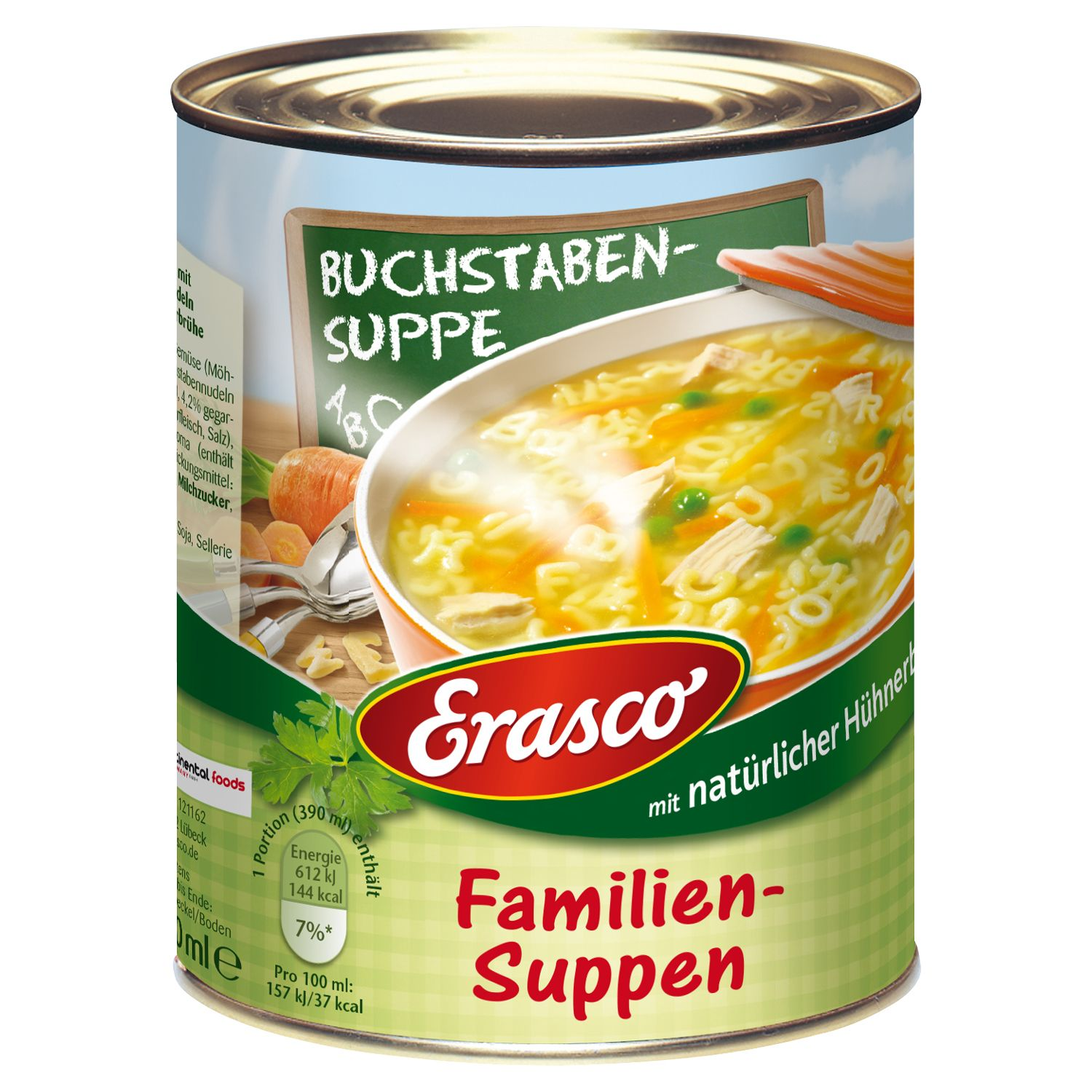 Erasco Familiensuppe 780 ml*