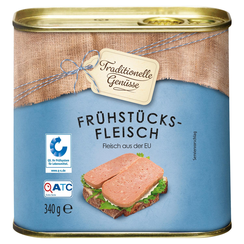 Taditionelle Genüsse Frühstücksfleisch 340 g*