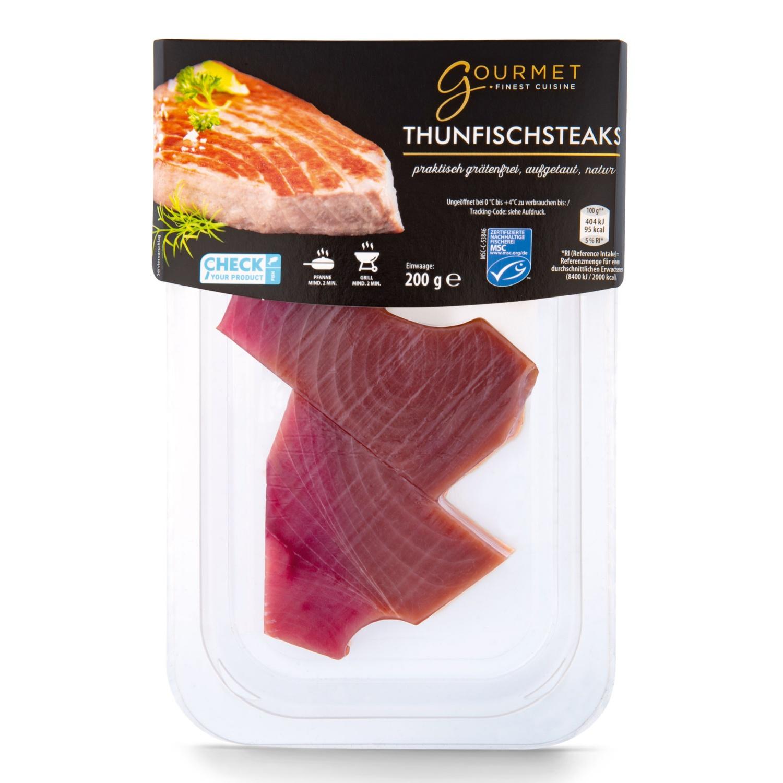 GOURMET MSC Thunfisch Steak