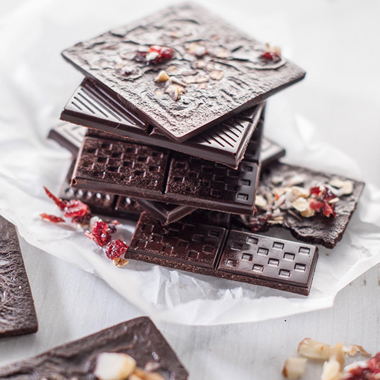 Vegane Schokolade selbstgemacht