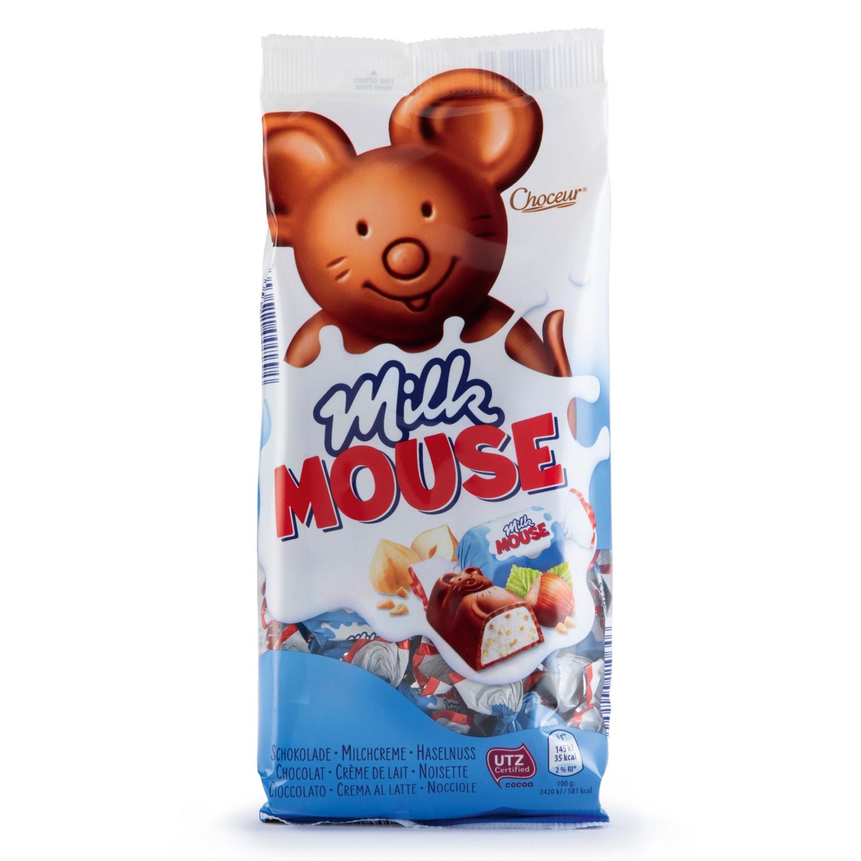 CHOCEUR Milch Mäuse, Milchcreme
