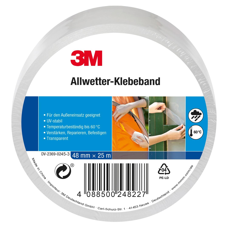 3M Allwetter-Klebeband*