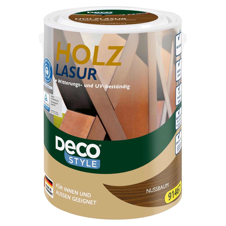 DECO STYLE® Holzlasur 5 l*
