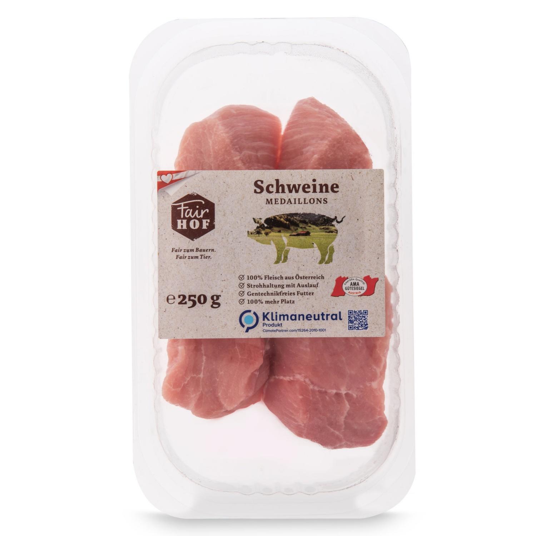 FairHOF Frischfleisch-Variation, Medaillons
