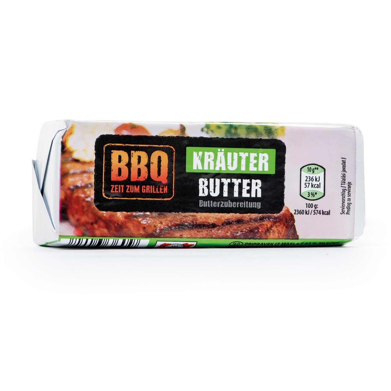 BBQ Kräuterbutter