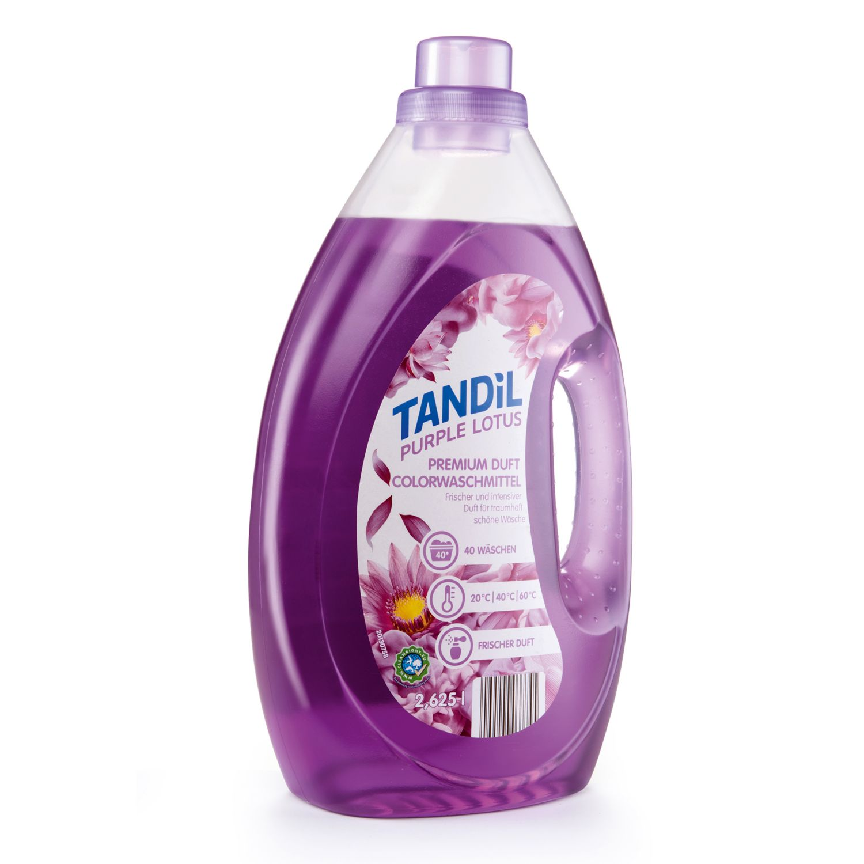 TANDIL Voll-/Colorwaschmittel, Purple Lothus