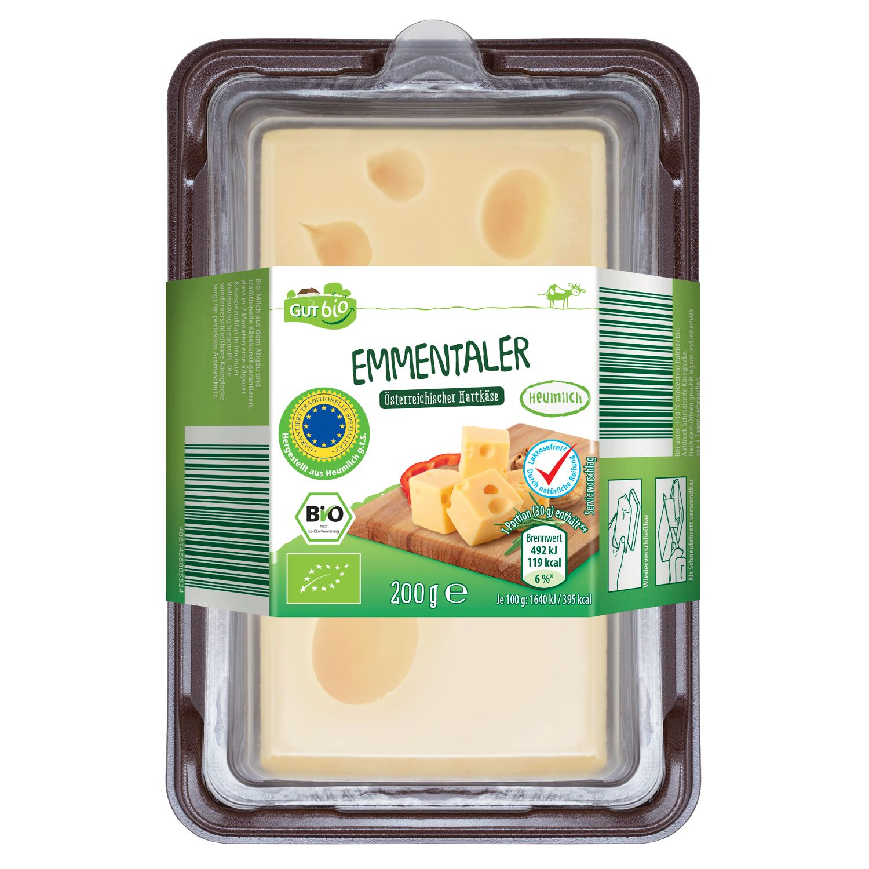 GUT bio Käse-Variationen 200 g