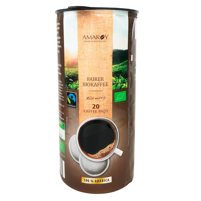 AMAROY Kaffee-Pads 144 g