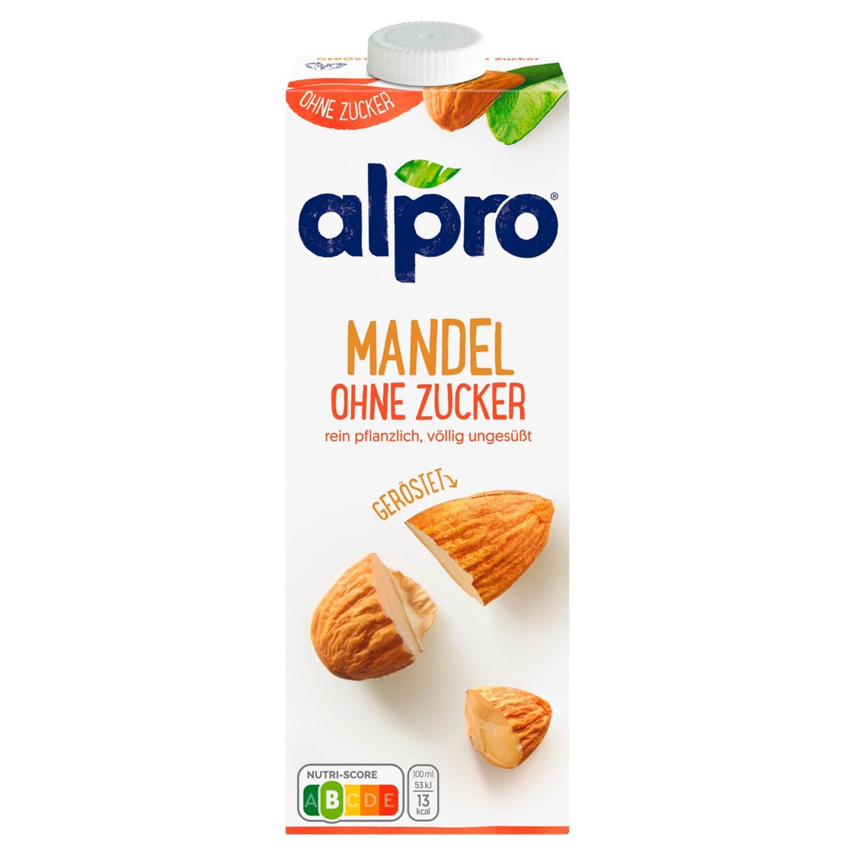 alpro® Mandel- oder Kokosnussdrink 1 l*