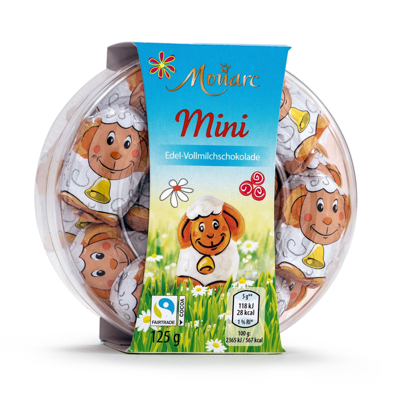 MONARC Mini-Osterfiguren in der Dose, Lämmchen