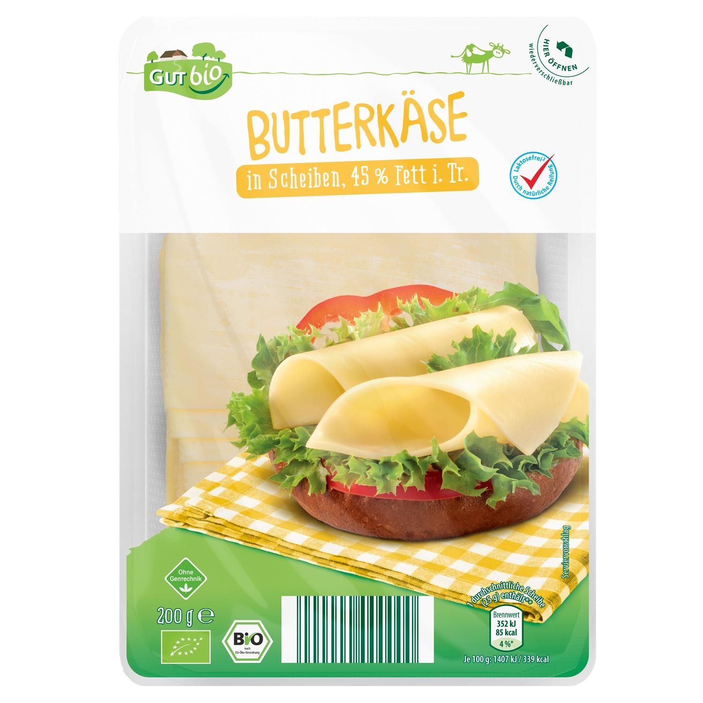 GUT bio Käsegenuss 200 g