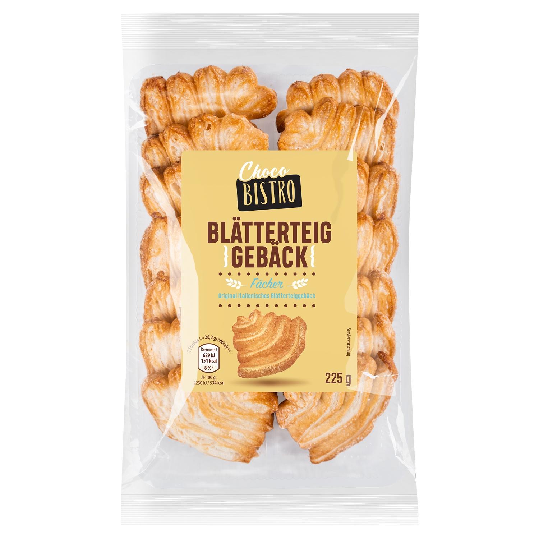 Choco BISTRO Blätterteiggebäck 225 g