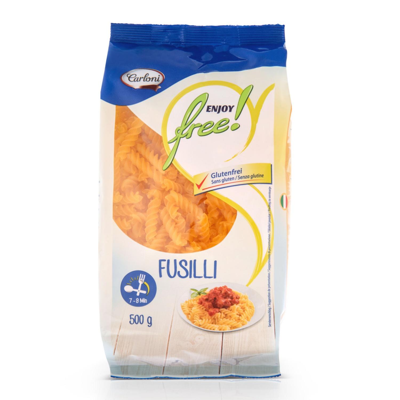 ENJOY FREE! Pasta, glutenfrei, Fusilli