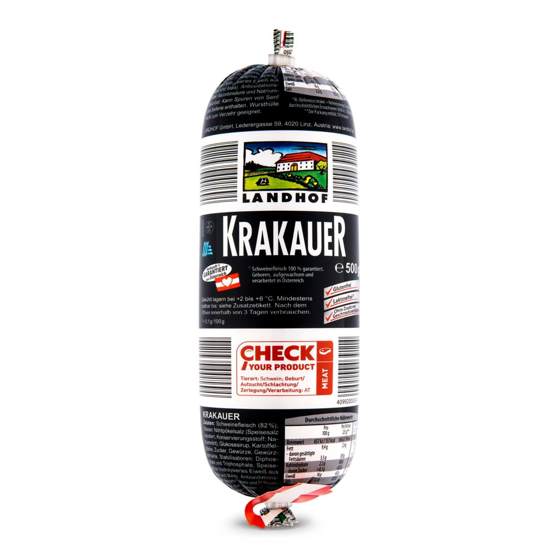 Krakauer-Stange, Klassik