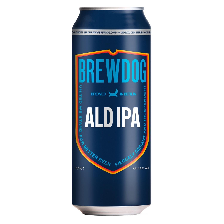 BrewDog ALD IPA 0,5 l*
