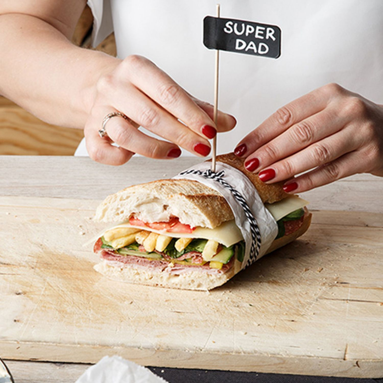 Super-Sandwich