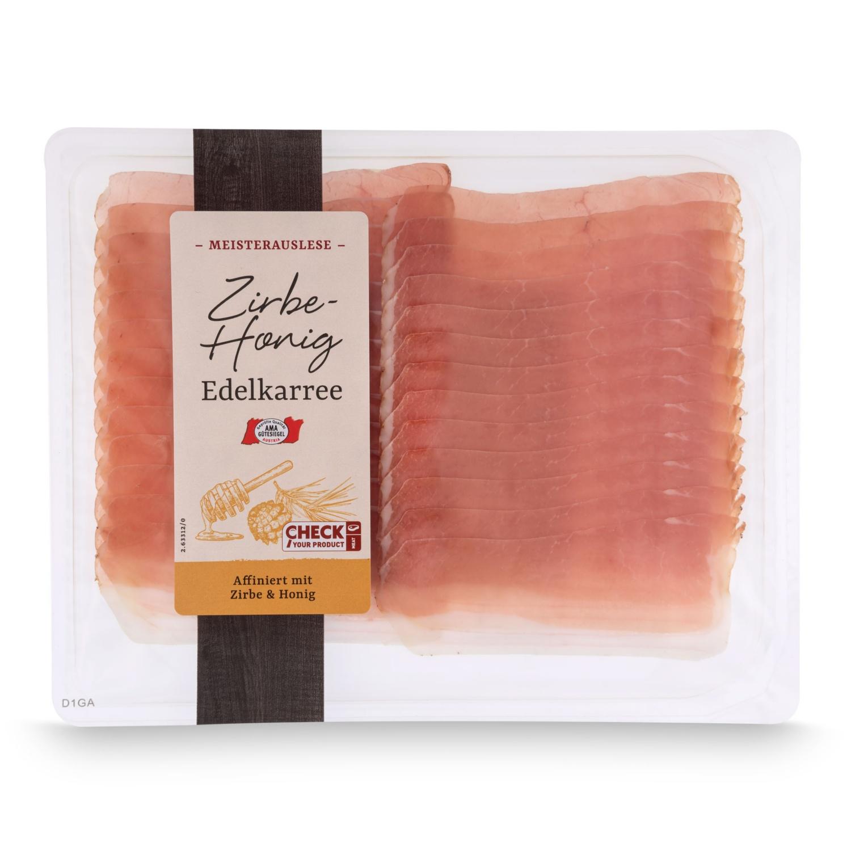 Zirben-Honig-Karree