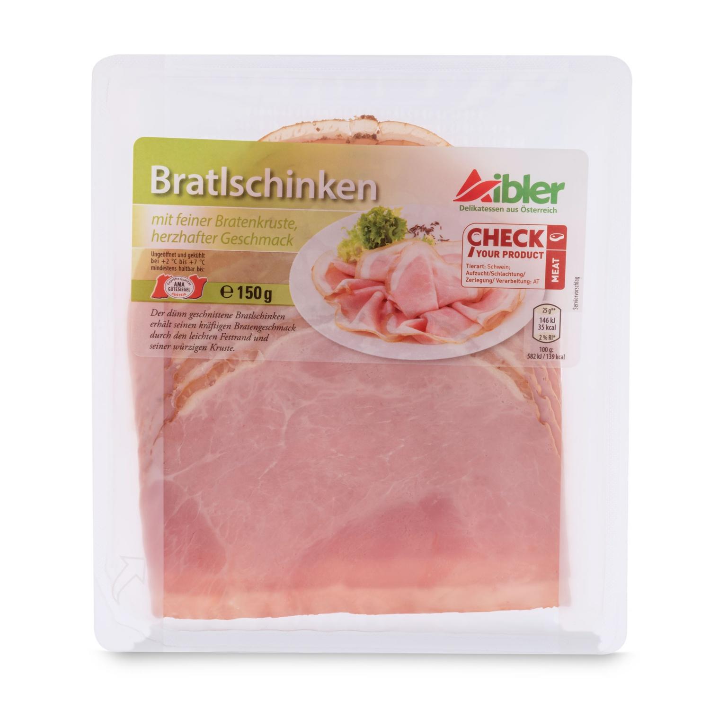 Delikatess-Schinken, Bratl
