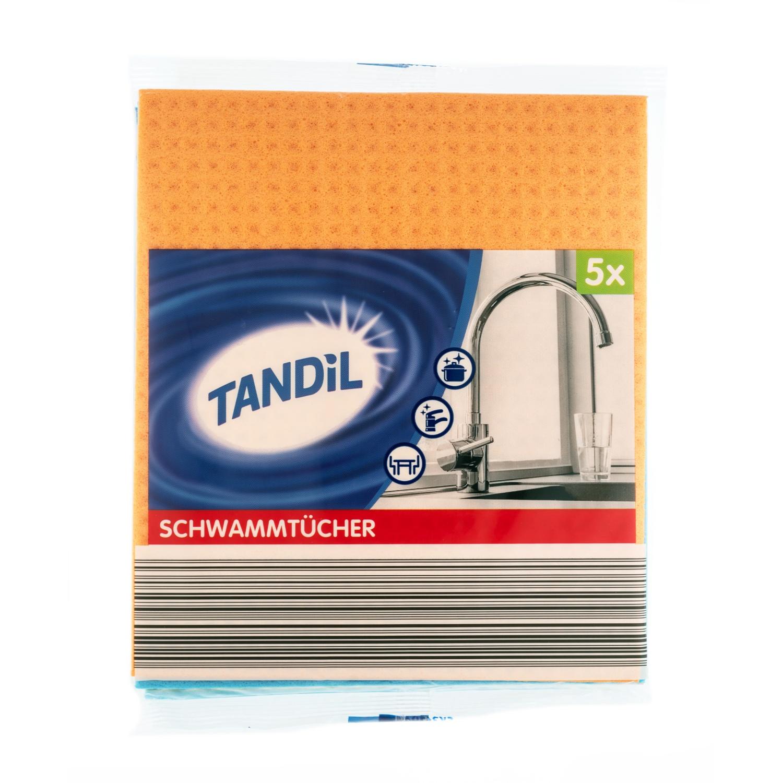 TANDIL Schwammtuch 5er