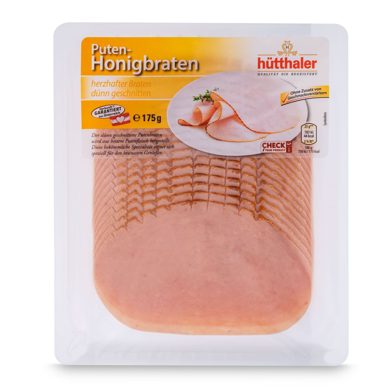 Gourmetschinken, Puten-Honigbraten